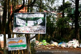 Prohibitory order imposed to curb proliferation of plastic wastes in tourist spots