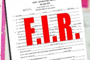 FIR lodged against former ANVC-B leader, Rimpu Marak