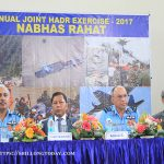 Eastern Air Command holds a Three-Day Seminar on Humanitarian Assistance and Disaster Relief