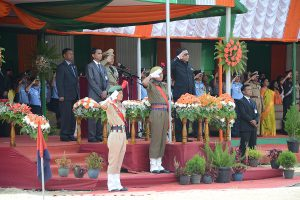 MEGHALAYA CELEBRATES 71st INDEPENDENCE DAY