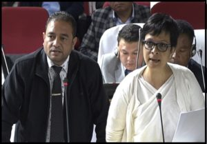 MLAs debate in Khasi in Assembly but mix along with English