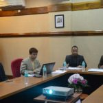 CM holds review meeting on Meghalaya's preparedness for National Games 2022