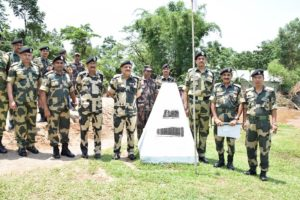 BSF Additional Director General visits Meghalaya