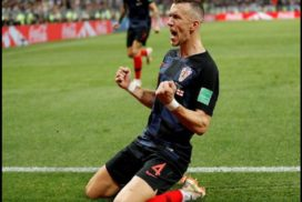FIFA WC: Croatia reach final for first time, beat England 2-1