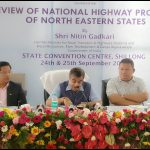 Gadkari concludes two-day review of National Highway projects in Shillong