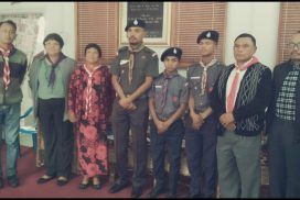 Three youths from Meghalaya to participate in Scout Conference in Philippines