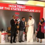 "Meghalaya ​bags award as ""Most Improved Small State"" in category of Agriculture"