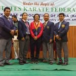 Meghalaya karatekas win 5 gold, 10 silver, 27 bronze medals in North East Karate Championship