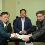 MoU signed for 'Meghalaya GIS' project