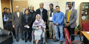 Social activist, Agnes Kharshiing discharged from hospital