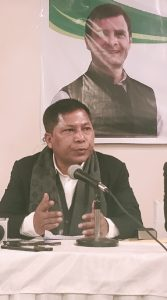 "Congress leader, Dr Mukul Sangma terms BJP allies in Northeast as ""wolf in sheep's clothing"""