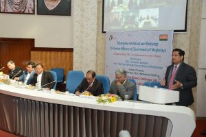Workshop on Enterprise Architecture Held