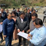 Govt finalizes land at Umling for setting up of entry/exit point