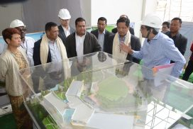 Construction of Shillong International Centre for Performing Arts and Culture may complete this year