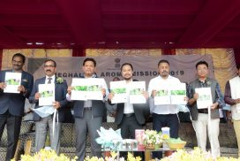 Meghalaya Aroma Mission launched by Chief Minister in Ri Bhoi district