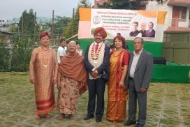 Pala wins for third consecutive time from Shillong