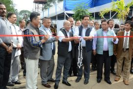 CM inaugurates Meghalaya Directorate of Dairy Development and Milk Processing Centre