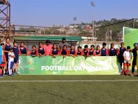 Meghalaya Football Association celebrates AFC Grassroots Day
