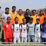 Meghalaya Football Association's celebrations of AFC Grassroots Day conclude