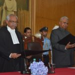 Justice Mittal sworn in as new CJ of Meghalaya High Court