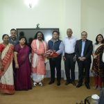 NCST discusses with Meghalaya CM issues related to welfare of STs