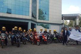 Rapido Bike taxi launched in Shillong city