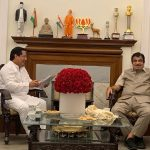 Meghalaya CM meets Minister for Road Transport and Highways on road projects