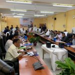 CM holds review meeting  in Tura to find out challenges and help government deliver better services to people