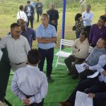 Chief Minister inspects 2022 National Games Village