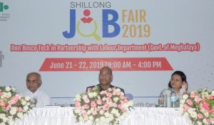 Thousands take part in Shillong Job Fair, many youth get spot job offers from companies
