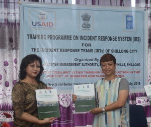 Training programme on Incident Response System begins in Shillong