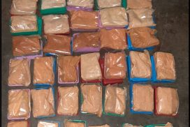 529 grams of heroin seized in Shillong city, house & hotel owners get warning