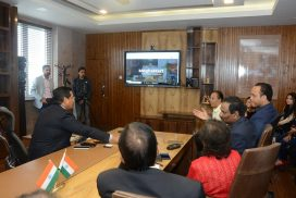 Chief Minister launches Meghamart website to help entrepreneurs market their products