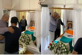 Mortal remains of Speaker to be taken to Sohra on Tuesday