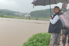 Heavy downpour continues to trigger landslides, flashfloods in Meghalaya