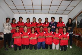 Meghalaya U-19 girls team to leave for Nagaland to take part in NE tournament