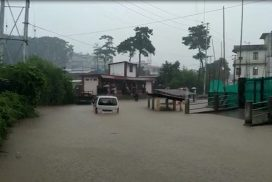 Power supply interrupted in Meghalaya due to incessant rain