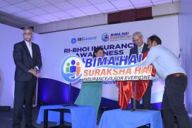 Year-long Insurance Awareness Drive by SBI General Insurance in Nongpoh Begins