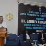 Union Minister of State holds interactive session with piggery and dairy farmers