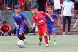 44 matches held on fifth matchday of Meghalaya Baby League 2019