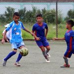 Meghalaya Baby League: Six teams play exciting matches