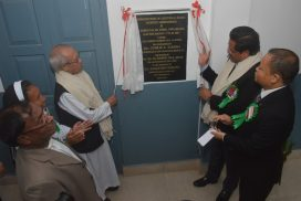 Chief Minister inaugurates Science Stream of St Gabriel's Higher Secondary School