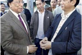 Naga legislators for early end of insurgency