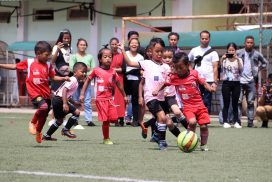 First matches of Meghalaya Baby League 2019 held