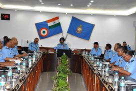 IAF Chief urges EAC commanders to be in operational readiness