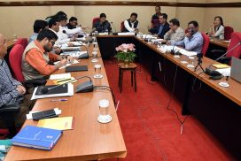 Irani hopes Meghalaya will scale new heights in textiles