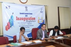 7th Economic Census begins in Meghalaya