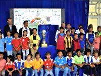 Meghalaya Baby League 2019 launched by Chief Minister Conrad Sangma