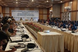 'No more camps of Indian militant outfits in Bangladesh'