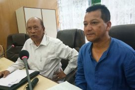 UDP senior most leader, Bindo M Lanong to lead party till new office bearers are elected